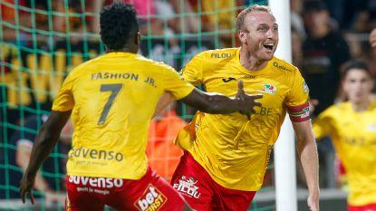 Herboren KVO smeert KV Mechelen eerste nederlaag aan