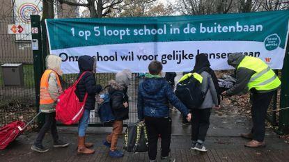 'Hindernissen' om naar school te gaan
