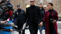 VIDEO. Cristiano Ronaldo accepteert schikking in fraudezaak: bijna 19 miljoen euro boete en celstraf van bijna twee jaar (die hij niet moet uitzitten)