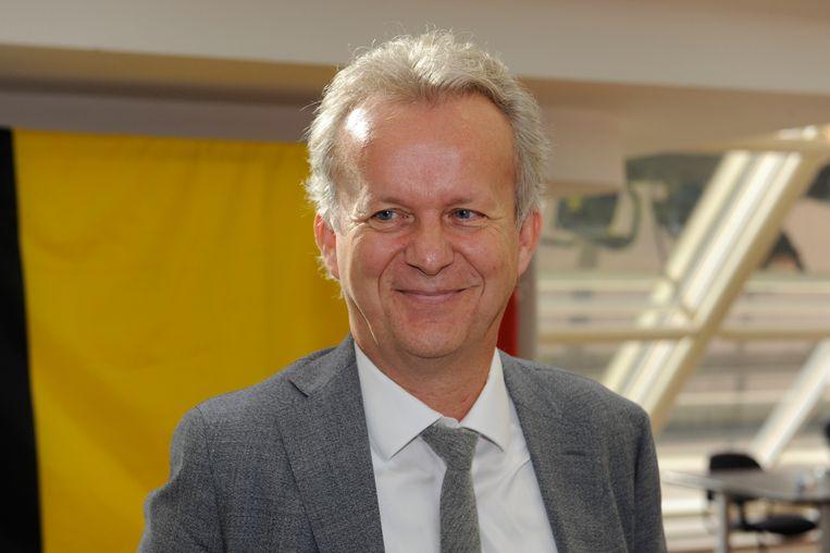 STVV-voorzitter David Meekers