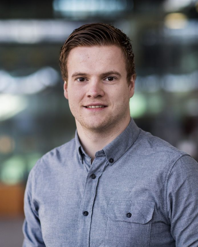 Joey Reinders van TU/e.