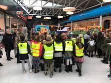 Winnend kunstwerk Enschedese basisschool