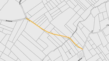 Aanleg fietsverbinding Ternatstraat, Veldstraat en Brielstraat