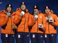 Wüst heeft haar elfde olympische medaille binnen