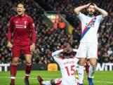 Liverpool in boeiend duel langs Crystal Palace