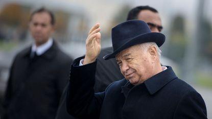 President Karimov van Oezbekistan overleden