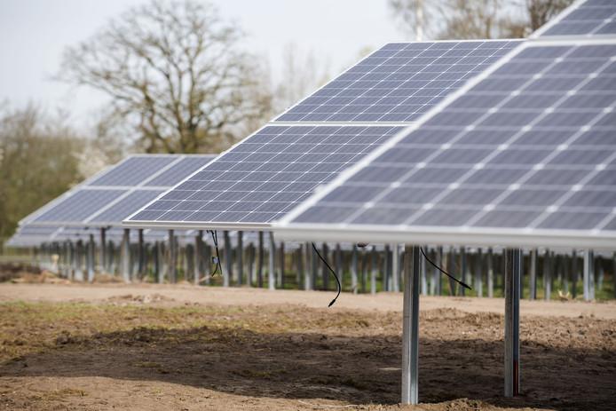 Op grondgebied van Hengelo heeft Twence al een zonnepark ontwikkeld.