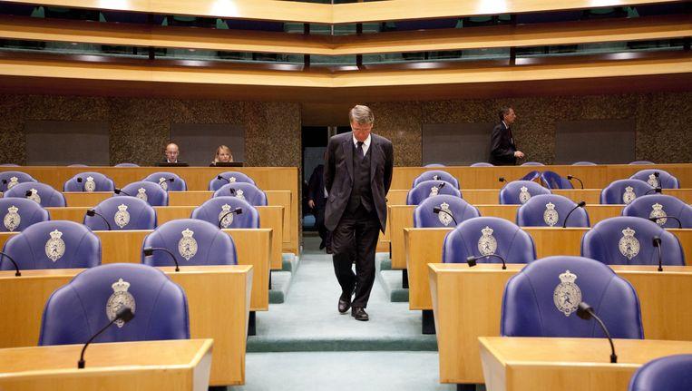 Minister Piet Hein Donner van Binnenlandse Zaken Beeld ANP