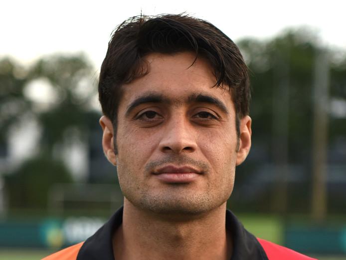 Muhammad Rizwan.