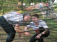 Buffelrun in Boerdonk: buffelen tegen blauwalg
