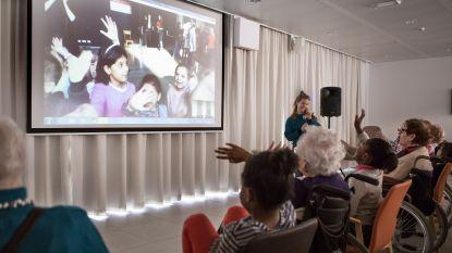 Bewoners WZC Zonneweelde genieten mee van concert dankzij livestream