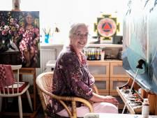 Frida (69) uit Doetinchem: 'Ik stop pas met schilderen als ik niet meer kan'