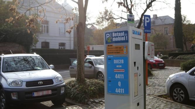 Diest verlengt de samenwerking met de huidige parkeerbeheerder niet
