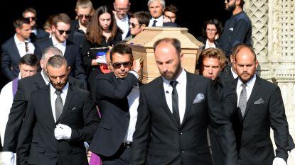 Autosportwereld herdenkt Anthoine Hubert bij begrafenis in Chartres