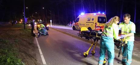 Vrouw zwaargewond door aanrijding Loon op Zand; ook ree aangereden