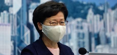 China: Amerikaanse sancties tegen Hongkong 'woest en onredelijk'
