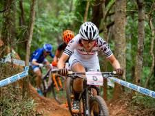 Terpstra troeft Van der Breggen af op NK mountainbike