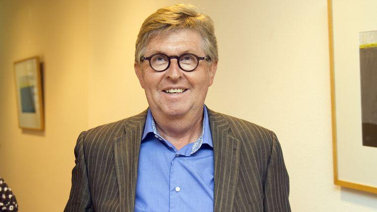 Voorzitter Henk van der Kolk van FNV Bondgenoten. Beeld ANP