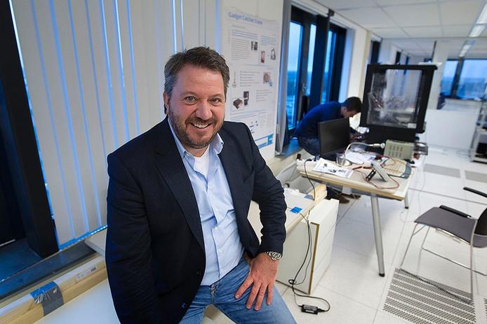 Topman Thijs Manders van TMC.