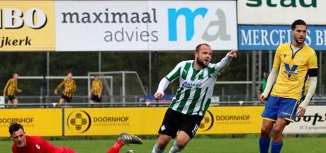 Teamspeler Sijmon Eenkhoorn is nu ook een matchwinner namens Genemuiden