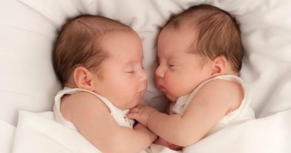 Twee Belgische broers worden drie minuten na elkaar vader