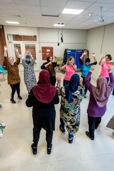 Girlpower in Crooswijk: zo krijg je kwetsbare vrouwen dus aan het sporten