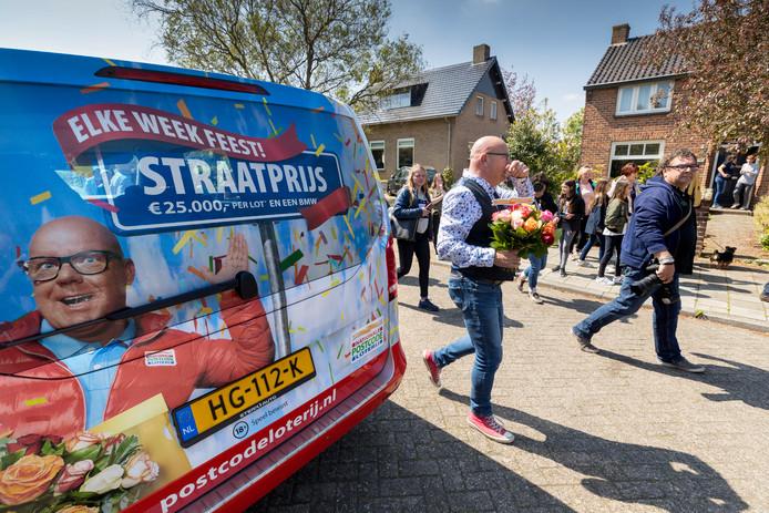 Half Miljoen Euro Postcodeloterij Verdeeld In Doormanlaan In