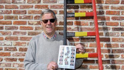 Fan van koningshuis koopt meteen heel lot met nieuwe postzegels voor zestigste verjaardag koning Filip