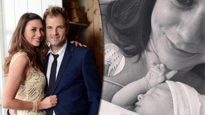 Niels Albert is papa geworden van Alexine