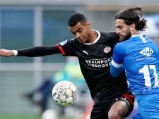 Knullige tegentreffers doen PEC Zwolle de das om, eenvoudige zege voor PSV
