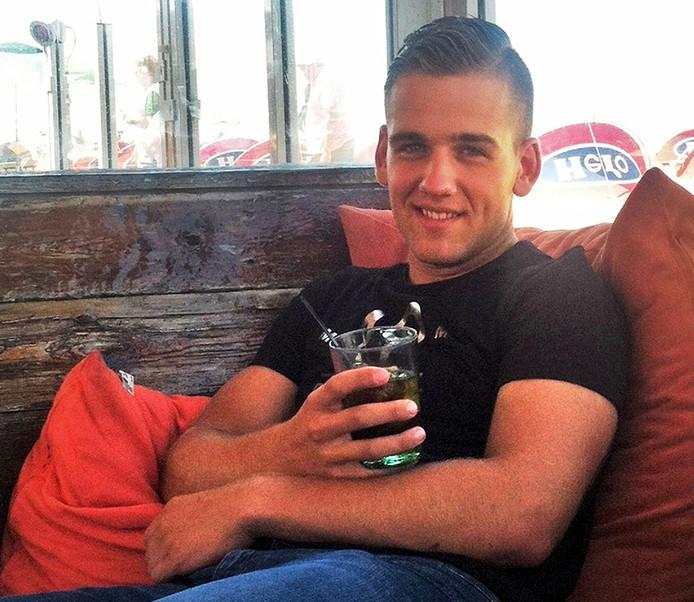 """Niels van der Stelt uit Ossendrecht """"Als ik al die verhalen nu hoor, word ik apetrots"""""""