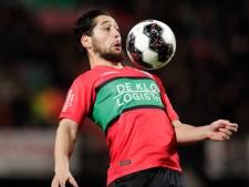 Achahbar helpt Jong NEC met goal langs Jong Feyenoord