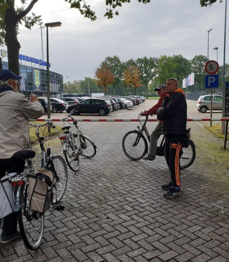 RKC Waalwijk sluit de poorten weer bij trainingen