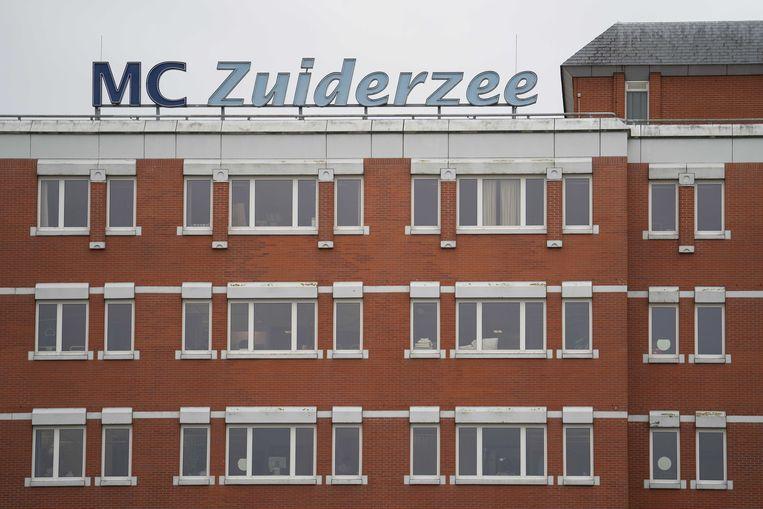 Het MC Zuiderzee, onderdeel van MC IJsselmeerziekenhuizen met ook vestigingen in Emmeloord, Dronten en Urk. Beeld ANP