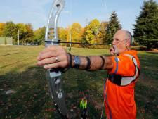 De Robin Hood van Veldhoven is nu ook wereldkampioen veldschieten