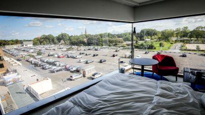 Parking Station breidt uit met 500 plaatsen, Katelijne van tafel?