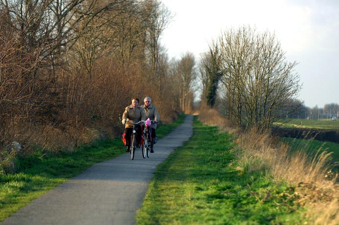 Het Waterschap wil liever bredere en veiligere fietspaden dan meer fietspaden in de gemeente Middelburg.