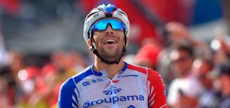 Kruijswijk na sterke rit weer in top 3, Pinot wint op La Rabassa