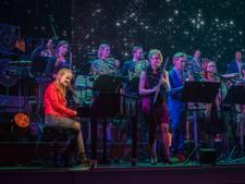 Even stil en dan een ovatie na optreden Marise (16) bij Nieuwjaarsconcert