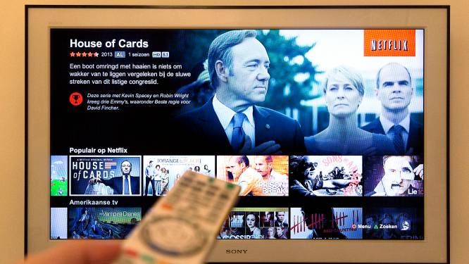 Netflix wil 1,6 miljard dollar lenen voor eigen producties