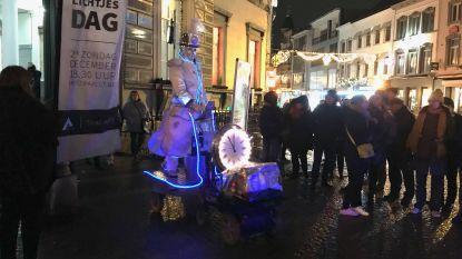 Regen speelt Aalst Twinkelt parten, maar Kerstseizoen is nu wel officieel geopend