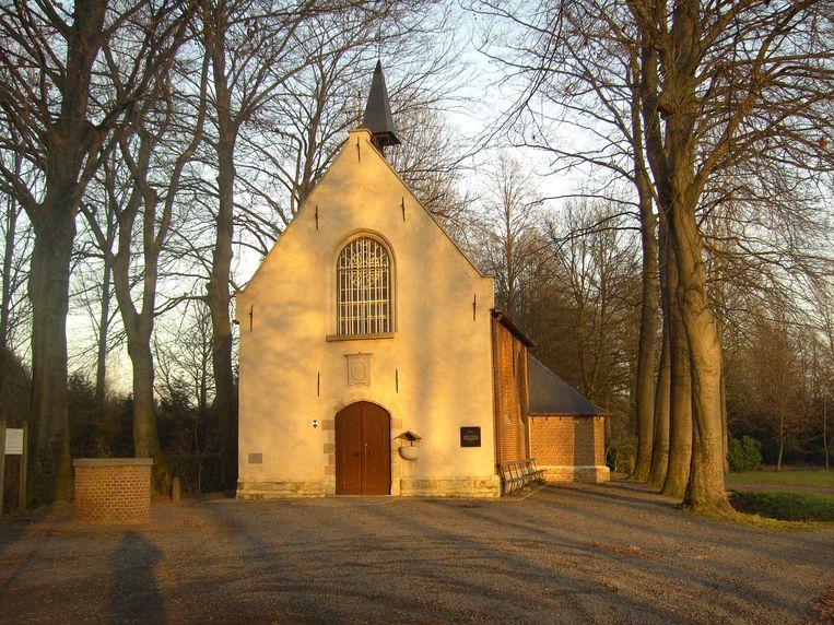 De Kruiskapel in Eksaarde vormt het unieke kader voor de twee concerten.