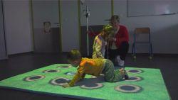 Nieuwe 'magische tafel' voor kinderen met een beperking