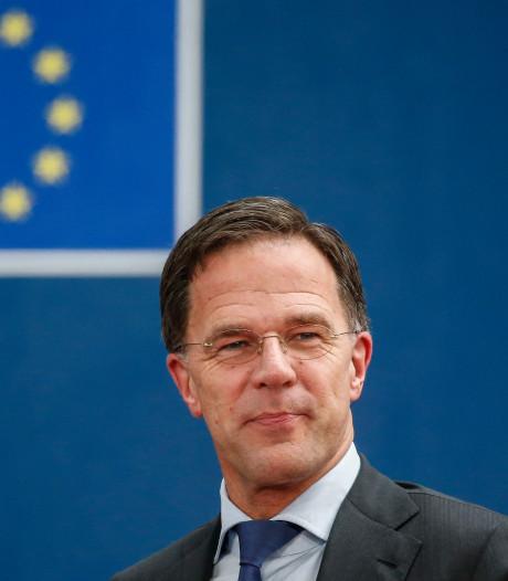 Boeren wilden ondernemersgala Flevoland binnenvallen voor gesprek met Rutte, maar premier zit 'vast' in Brussel
