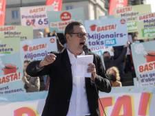 """Le PTB proteste contre la """"poursuite de la coalition suédoise"""""""
