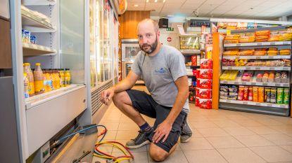 Ook voor koelkasten puffen geblazen: techniekers rennen van ene naar andere herstelling