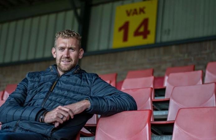 Wouter Groot Lipman volgt Johan van Ommen na dit seizoen op als trainer van Sportclub Deventer.