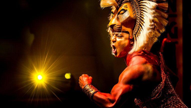 Beeld uit The Lion King. Beeld ANP Kippa