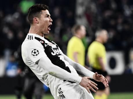 Ronaldo mag spelen tegen Ajax: geen schorsing