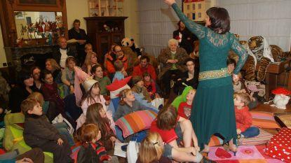 Verteltheater met sprookjes en magie voor de allerjongsten